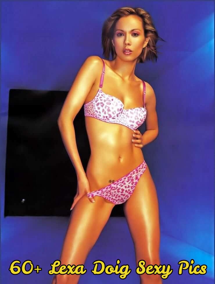 lexa doig bikini pics