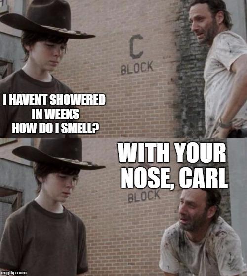 lively Carl memes