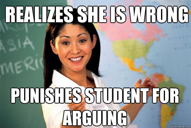 lively Unhelpful High School Teacher memes