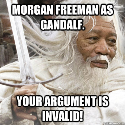 lively Your Argument Is Invalid memes