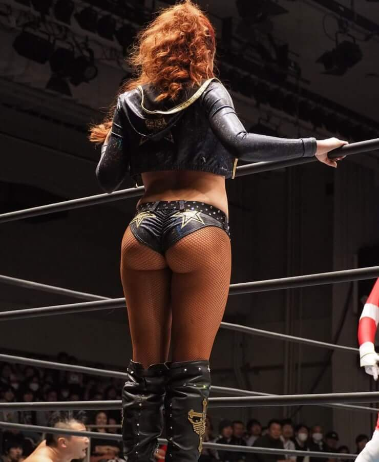 maria kanellis big butt