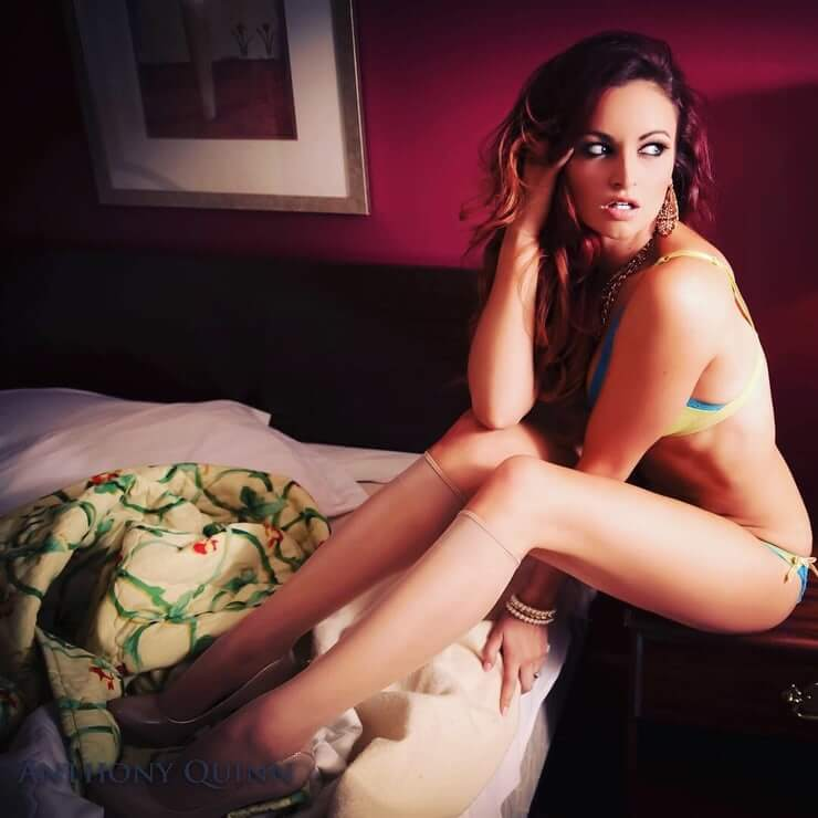 maria kanellis bikini pics