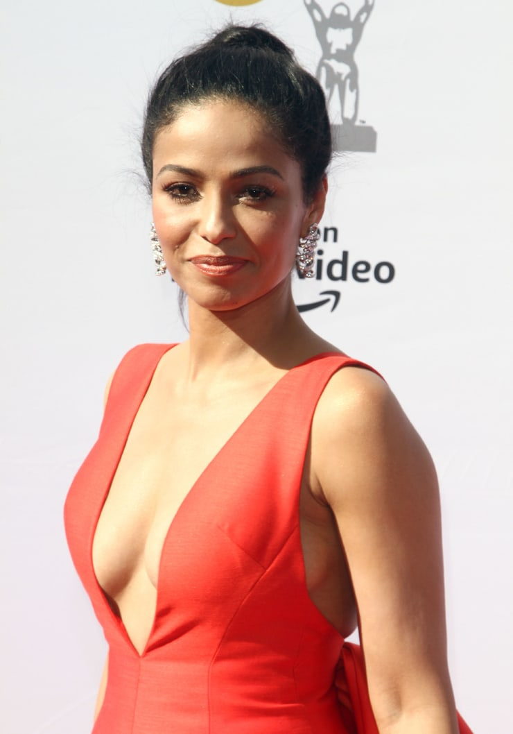 meta golding cleavage