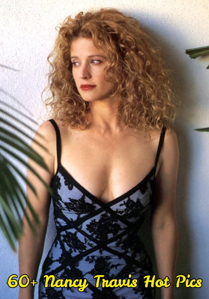 nancy travis cleavage