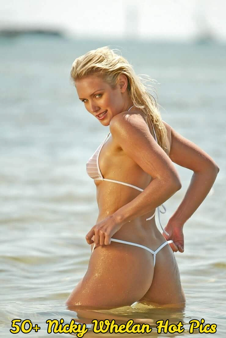 nicky whelan butt photo