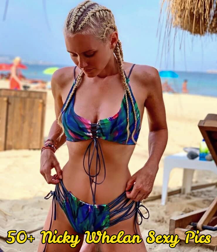 nicky whelan sexy look