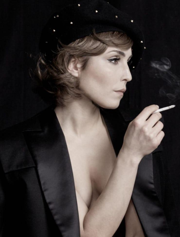 noomi rapace smoking