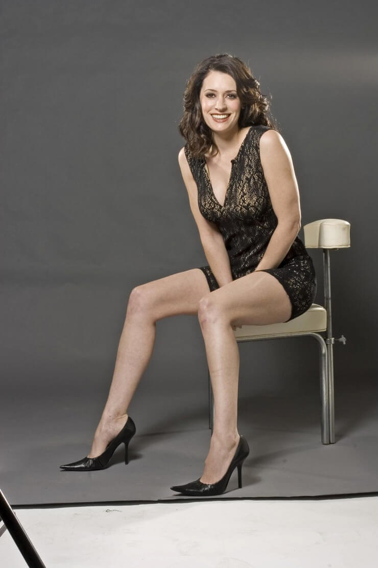 paget brewster thighs