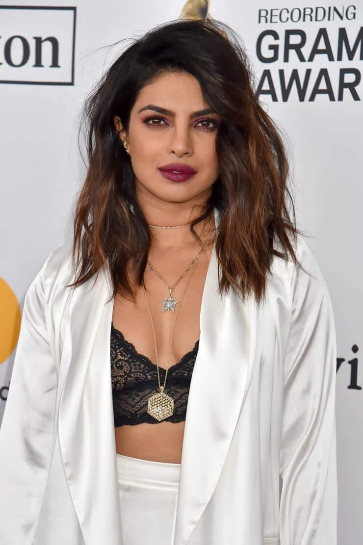 priyanka chopra cleavage