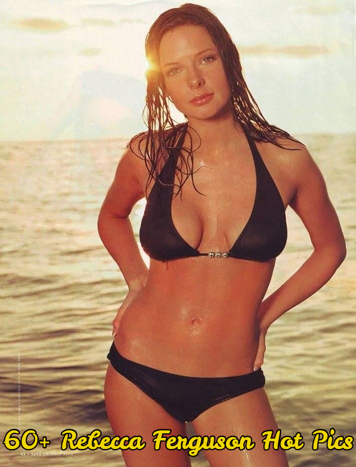 rebecca ferguson bikini