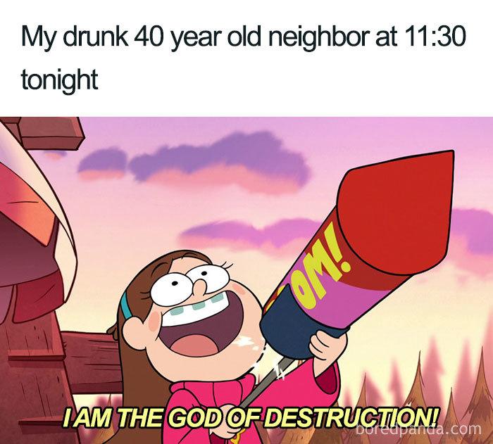 rib-tickling 4th of july meme
