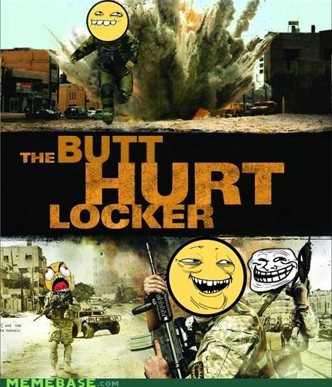 rib-tickling Butthurt memes