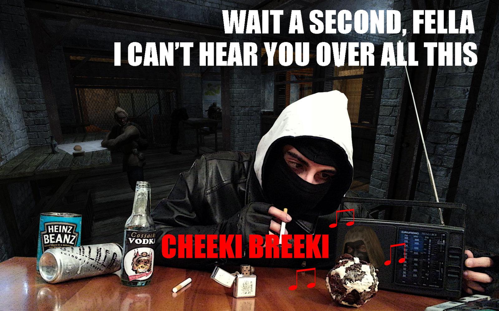 rib-tickling Cheeki Breeki memes