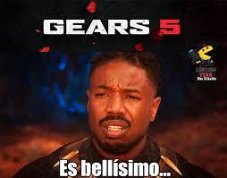 rib-tickling Gears 5 memes