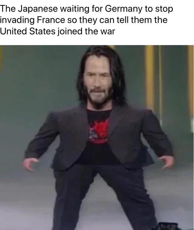 rib-tickling Keanu reeves memes
