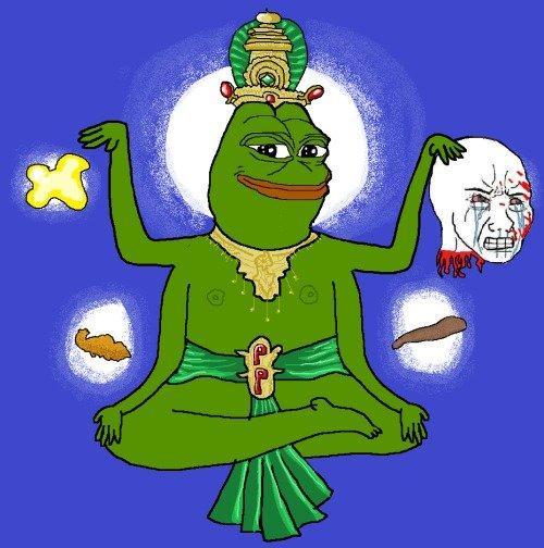rib-tickling Rare Pepe memes
