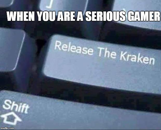 rib-tickling Release The Kraken! memes