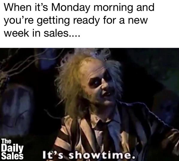 rib-tickling sales memes