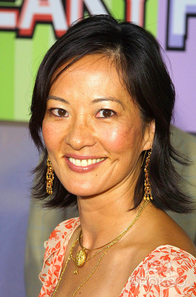 rosalind chao sexy smile