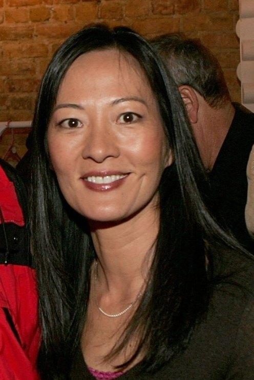 rosalind chao smile