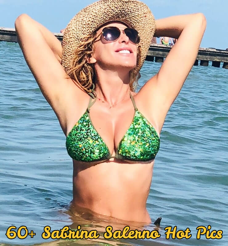 sabrina salerno bikini pics