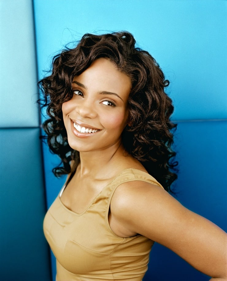 sanaa lathan hot smile