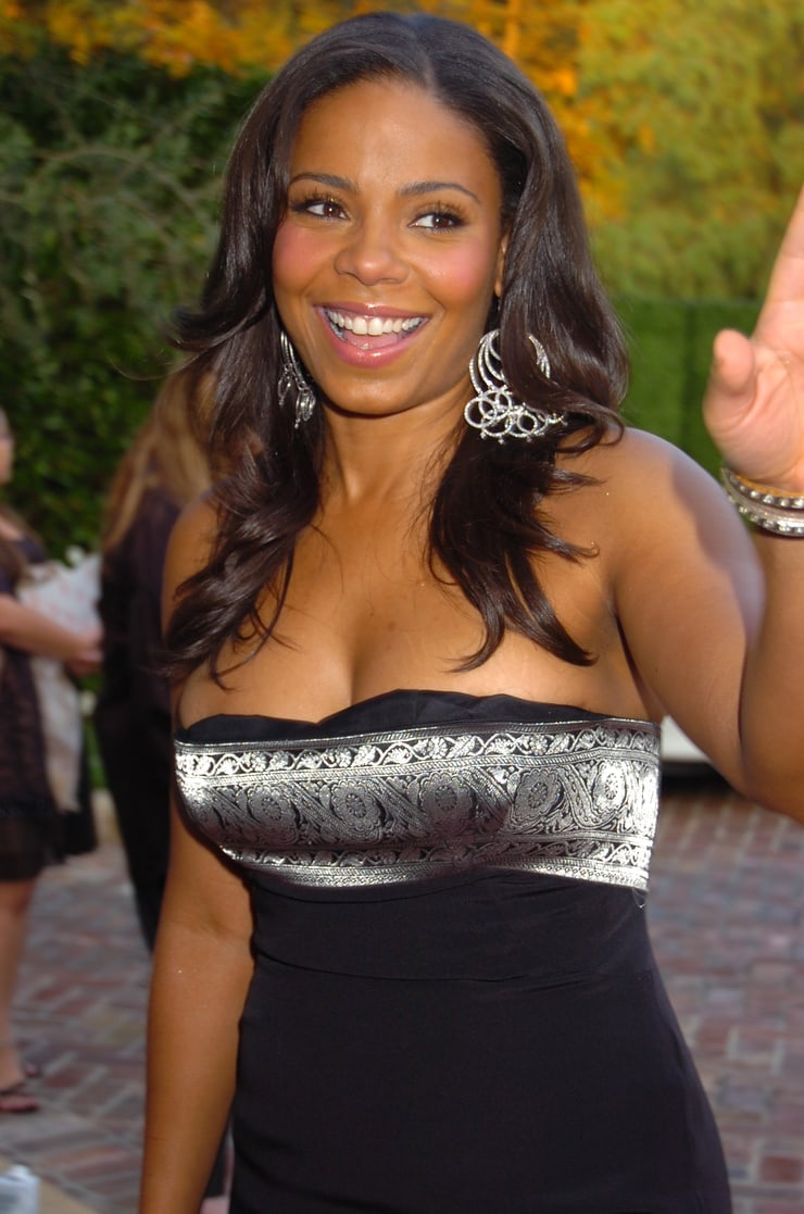 sanaa lathan hottie look