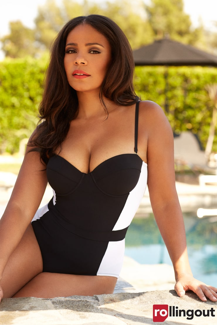 sanaa lathan too hot