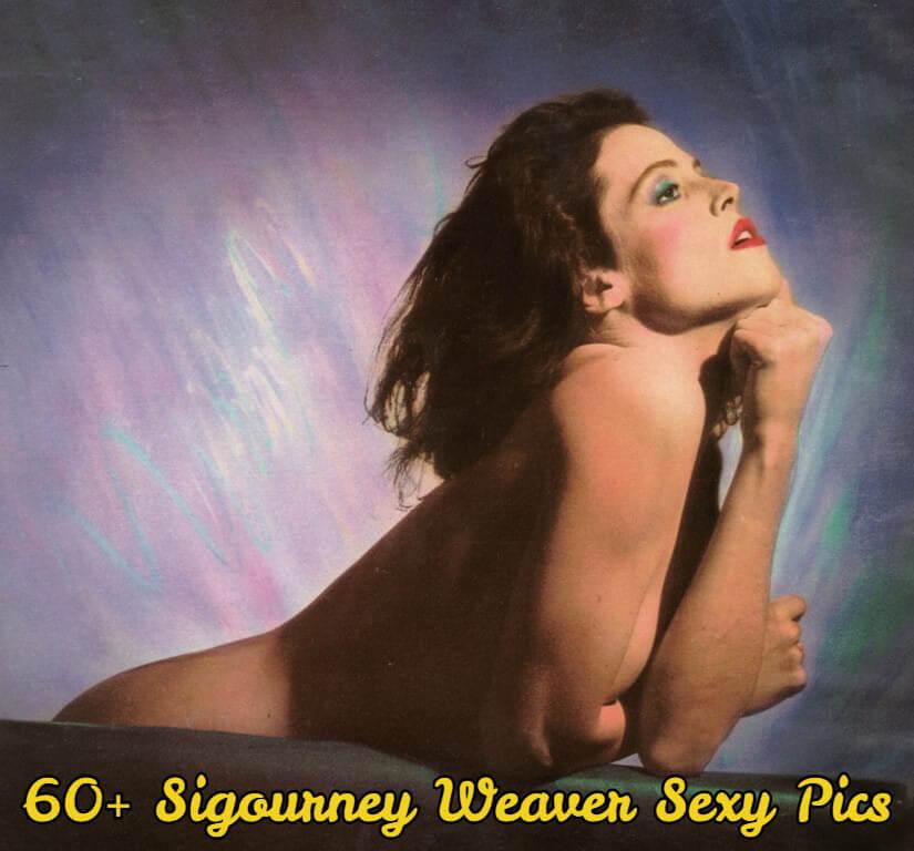 sigourney weaver near-nude
