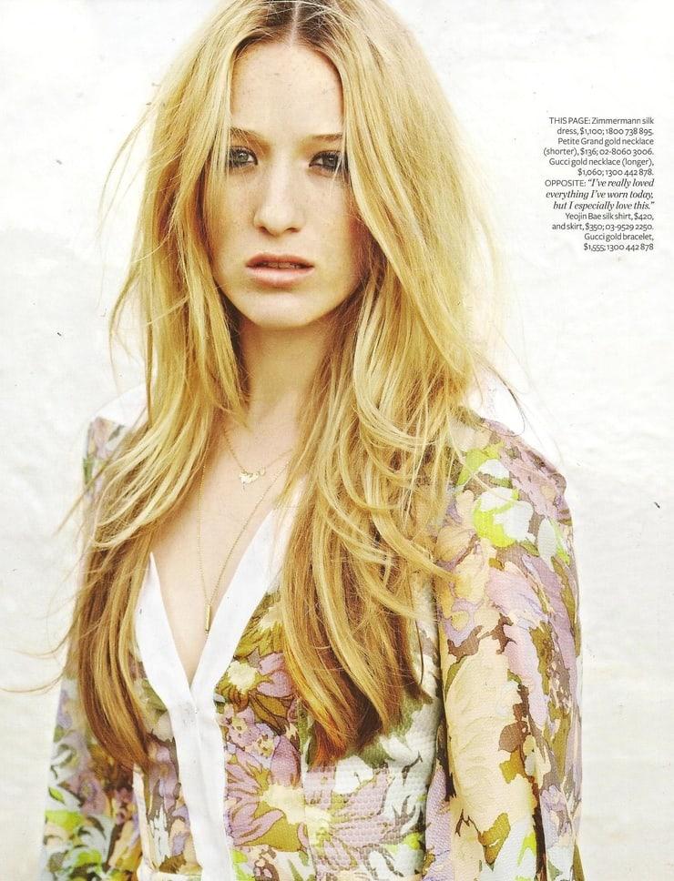 sophie lowe blonde hair