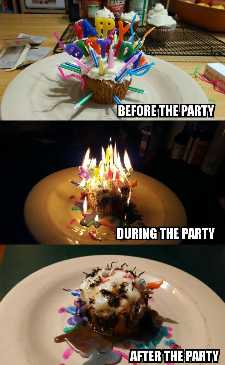 sparkling Cupcakes memes