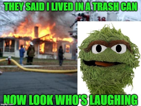 sparkling Disaster Girl memes