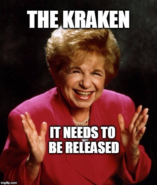 sparkling Release The Kraken! memes
