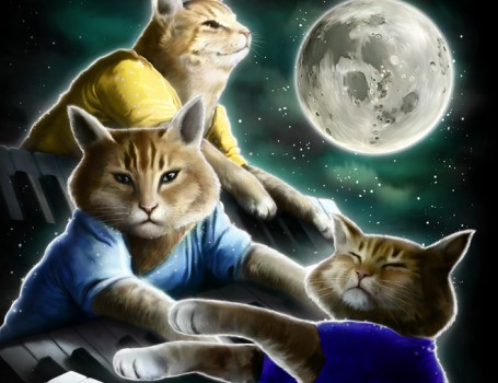 sparkling Three Wolf Moon memes