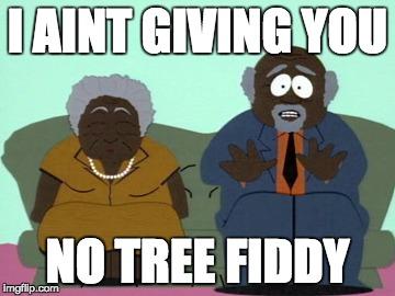 sparkling Tree Fiddy memes