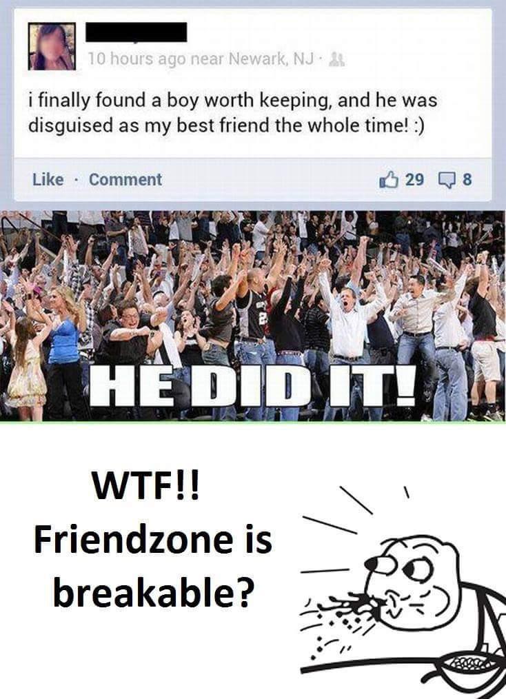 sparkling friendzone memes