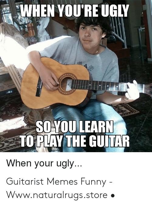 sparkling guitar memes