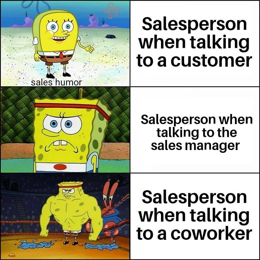 sparkling sales meme