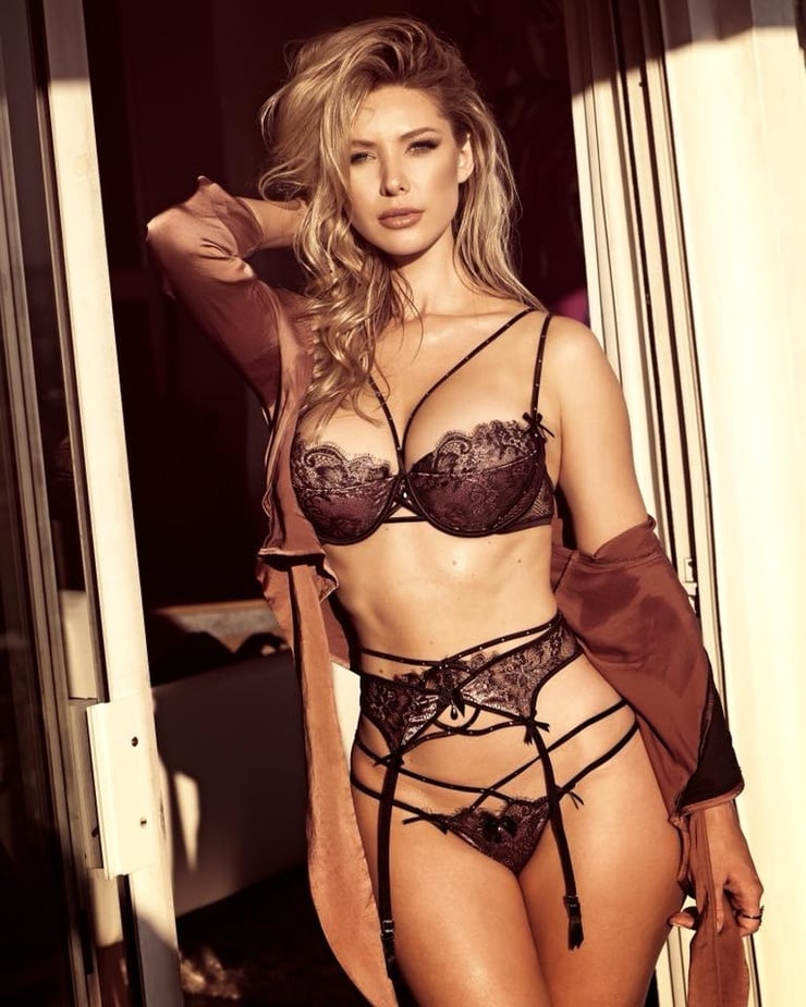 tiffany toth lingerie