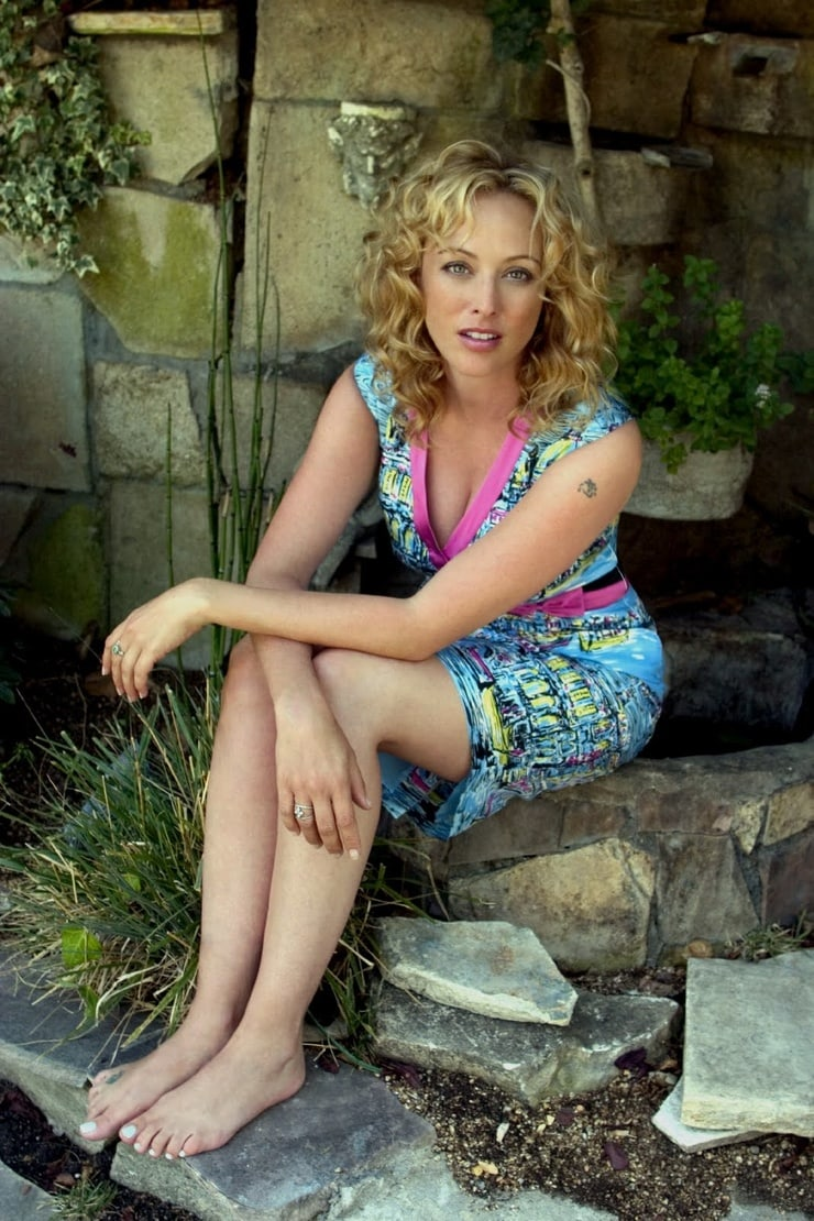 virginia madsen bare feet