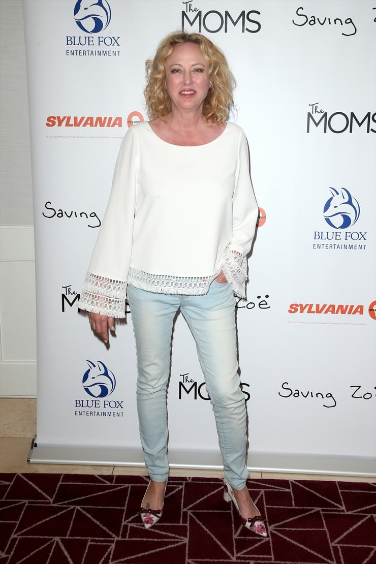 virginia madsen feet