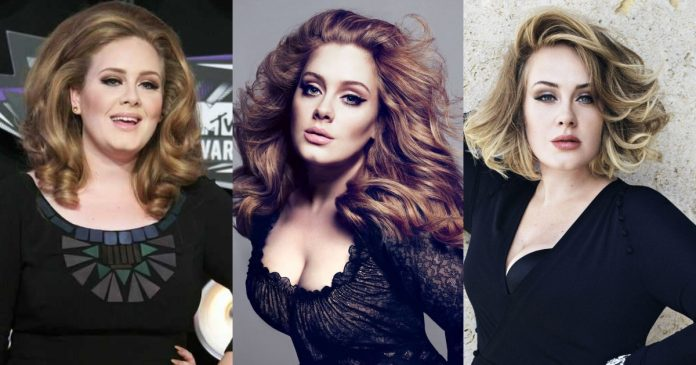 61 Adele Sexy Pictures Will Leave You Stunned By Her Sexiness