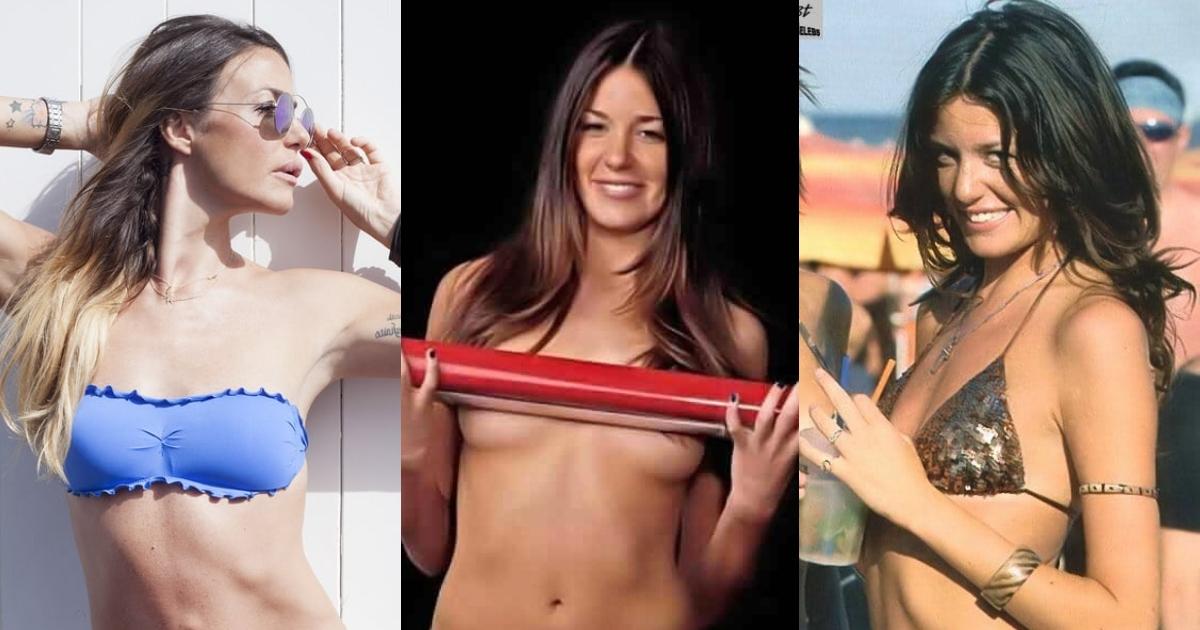 61 Alessia Fabiani Sexy Pictures Are A Genuine Masterpiece