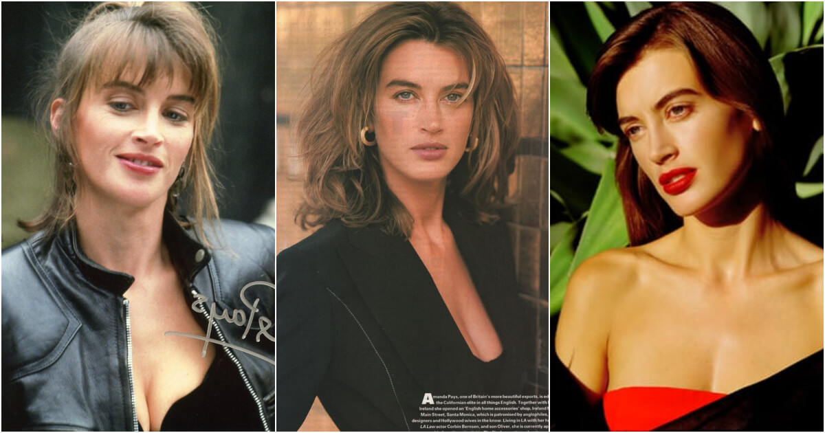 61 Amanda Pays Hot Pictures Which Will Make You Succumb To Her