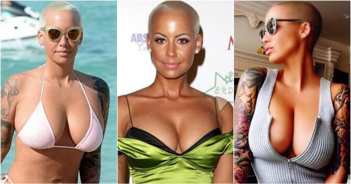 61 Amber Rose Sexy Pictures That Will Fill Your Heart With Triumphant Satisfaction