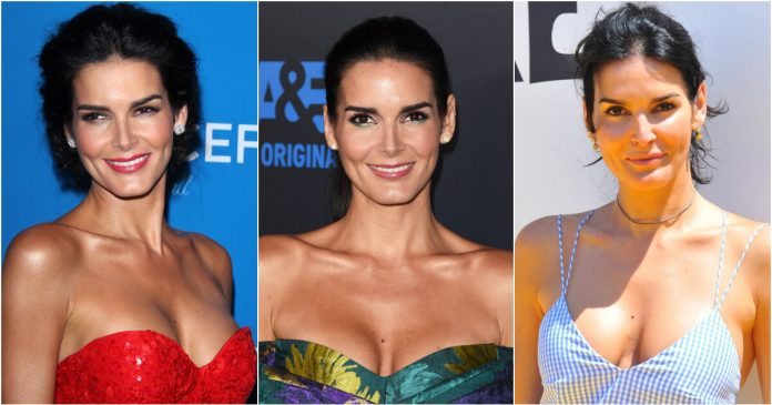 61 Angie Harmon Sexy Pictures