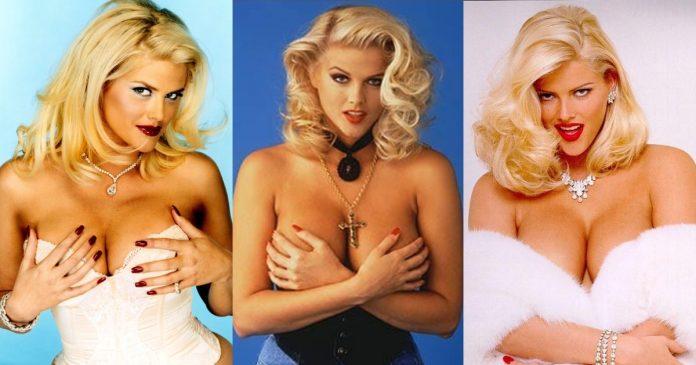61 Anna Nicole Smith Sexy Pictures Are Splendidly Splendiferous