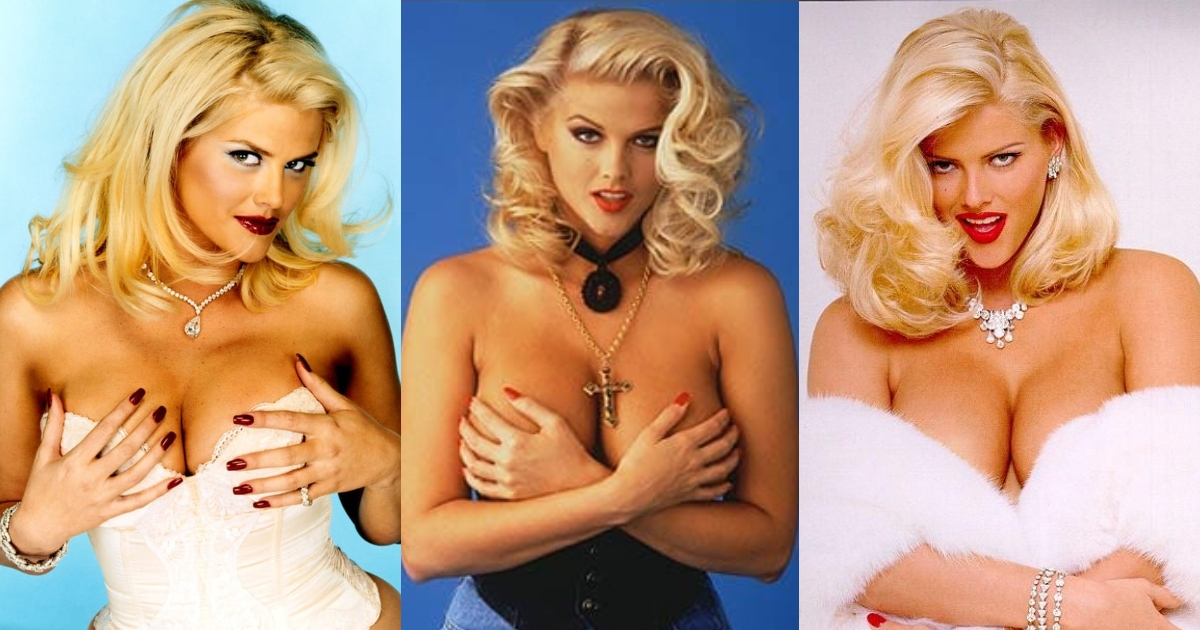 61 Anna Nicole Smith Sexy Pictures Are Splendidly Splendiferous