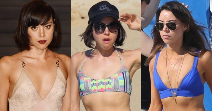 61 Aubrey Plaza Sexy Pictures Are Seriously Epitome Of Beauty