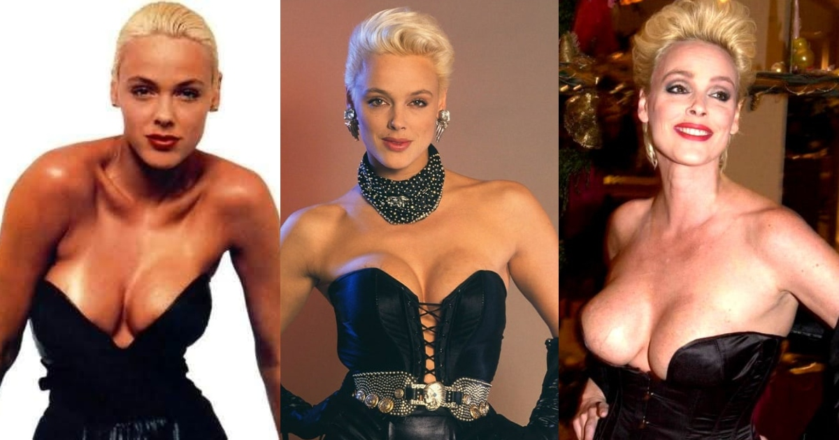 61 Brigitte Nielsen Sexy Pictures Are Excessively Damn Engaging